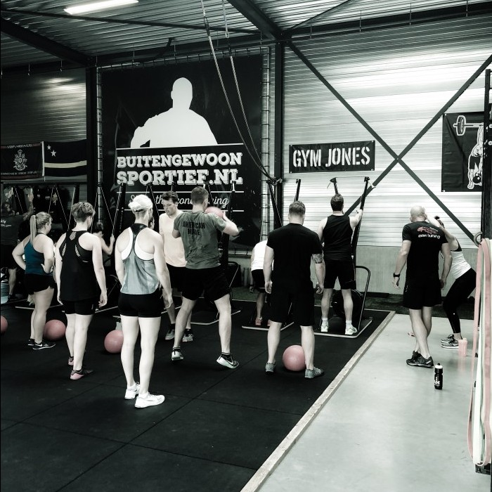 Project Row/Ski and Performance Project Buiten Gewoon Sportief