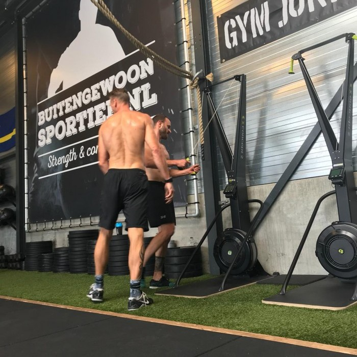 Strength and Conditioning Buiten Gewoon Sportief